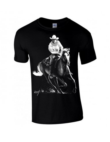 T-shirt enfant Cow_boy