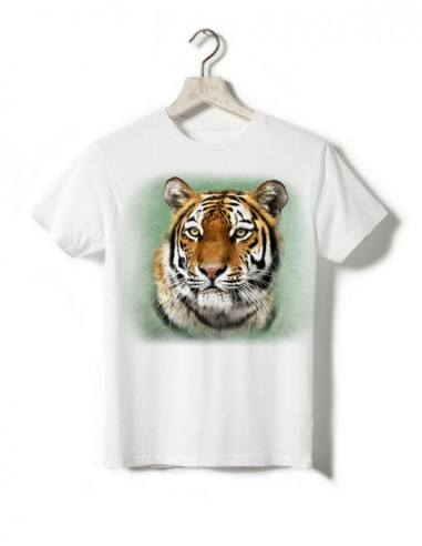 T-shirt - Enfant - Tigre
