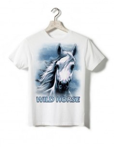 T-shirt enfant - Wild Horse