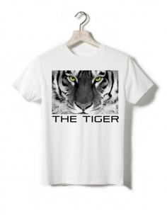 T-shirt enfant - The tiger