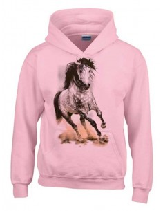 Sweat Shirt Enfant - Cheval Portugais