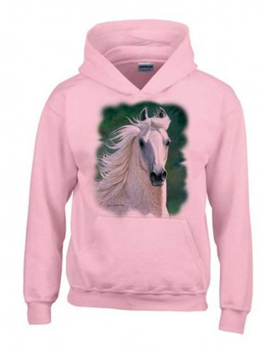 Sweat Shirt Enfant - Arabian Horse