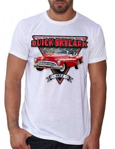 Tee shirt homme avec voiture Buick Skylark