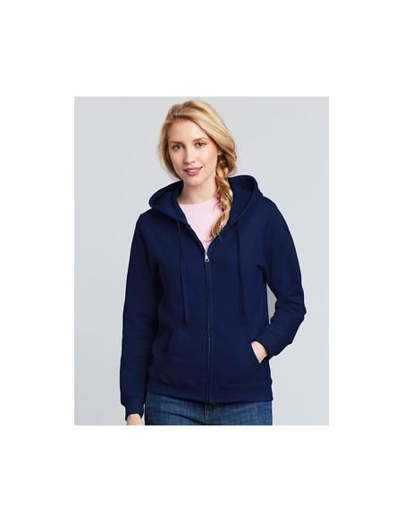 Sweatshirts  vestes zippées pour femme