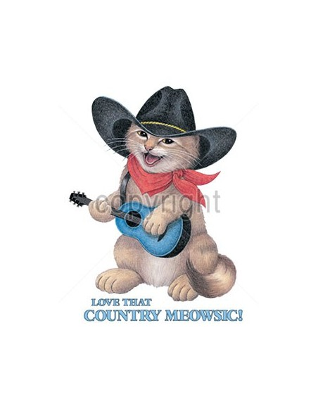 T-shirts Country et divers
